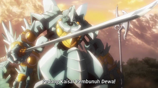 Overlord S2 Episode 05 Subtitle Indonesia