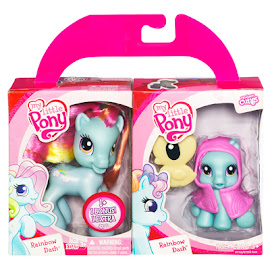 My Little Pony Rainbow Dash Newborn Cuties Singles Singles 2-Pack G3.5 Pony