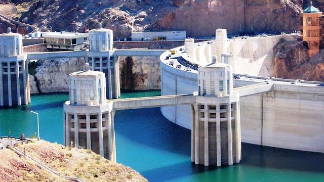 Como chegar até a represa Hoover Dam em Las Vegas
