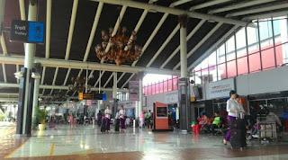 Libur Akhir Tahun, Jumlah Penumpang di Bandara Soetta Melonjak Drastis
