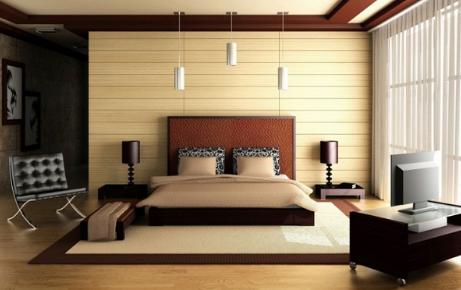 5 Tips mudah merapikan dan membuat kamar tidur terasa lebih nyaman