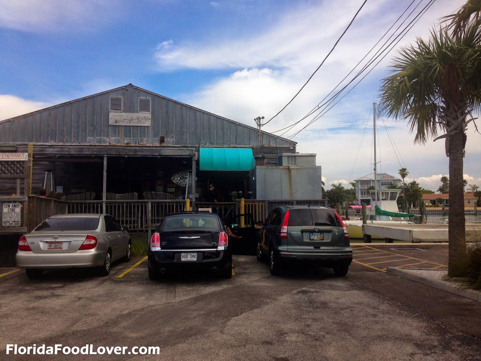 Florida Food Lover The Wharf St Pete Beach Fl