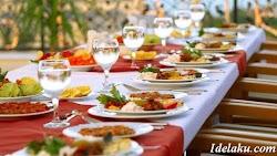 Cara Memulai Bisnis Catering Rumahan Untuk Acara Pesta Pernikahan