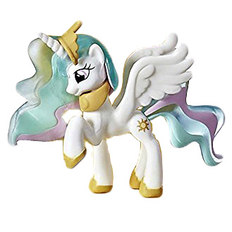 mlp princess celestia friendship is magic collection mlp
