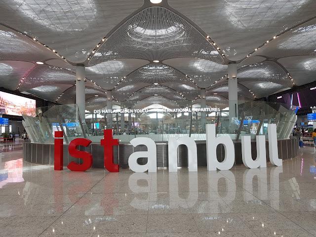 Nuovo aeroporto di Istanbul (IST)