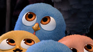 Cute Free Birds Mobile HD Wallpaper