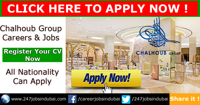 Careers Opportunities at Chalhoub Group and Jobs