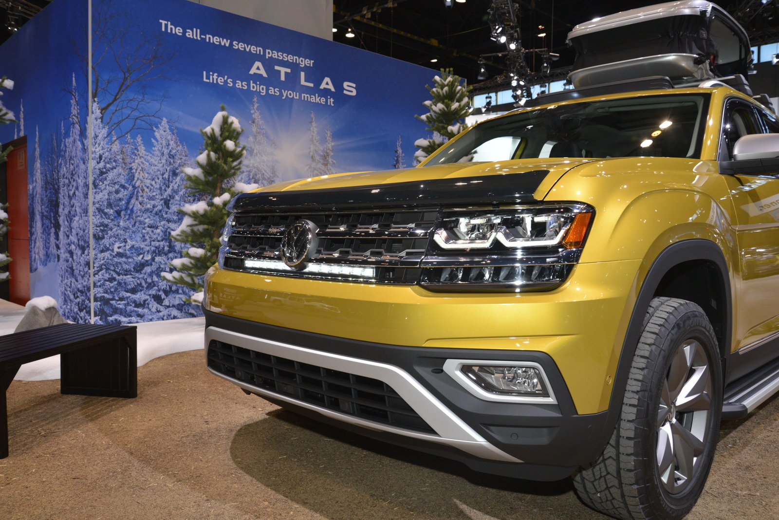 Vw Atlas Weekend Edition Makes Fridays Even More Exciting