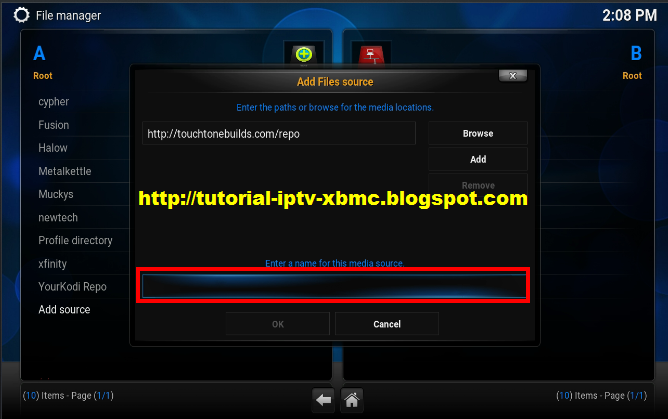 How To Install Touchtone Repo Add On For Kodi New Kodi