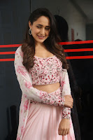 Pragya Jaiswal in stunning Pink Ghagra CHoli at Jaya Janaki Nayaka press meet 10.08.2017 052.JPG