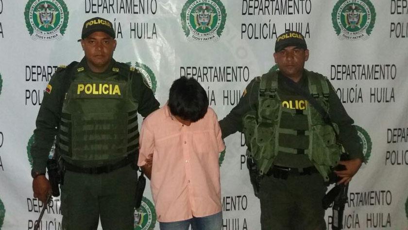 Dejan libre hombre señalado de violar a una niña en Iquira, Huila - Laboyanos.com (Comunicado de prensa) (blog)