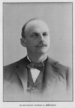 Image result for governor george robinson