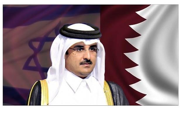 تصدر هاشتاج تميم اتفضح وخاف , تميم امير قطر , تناقض تصريحات خارجية قطر