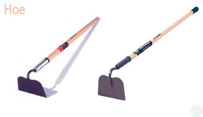 hoe tool