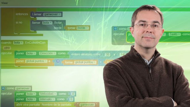 Aprende a desarrollar aplicaciones para Android con MIT App Inventor (Video2Brain)