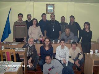 Simultanul Naţional de Scrabble 39 la Constanta foto 3, Clubul: C.S. Scrabble Club Farul Constanta.