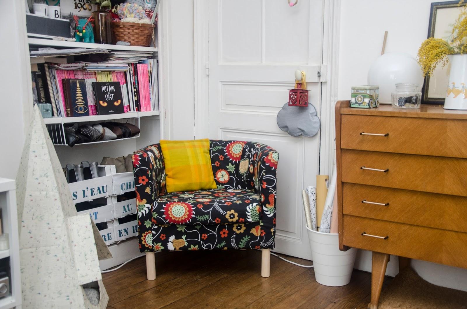 Retapisser Un Fauteuil Prix diy : recouvrir un fauteuil usÉ
