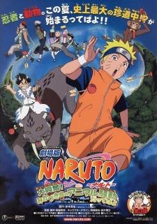Naruto Kecil Movie 3: Dai Koufun! Mikazuki Jima no Animaru Panikku Dattebayo! BD Subtitle Indonesia