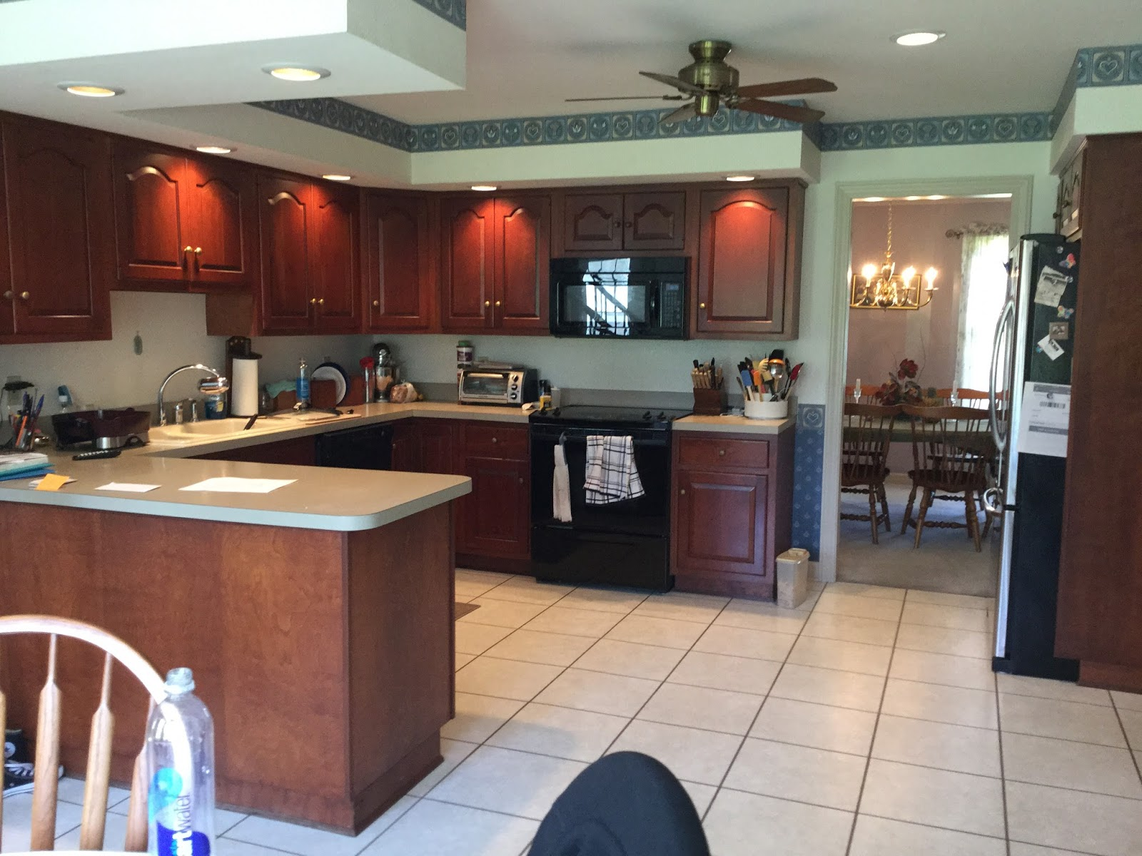 Awesome Hope you enjoyed seeing this Kitchen renovation e to life
