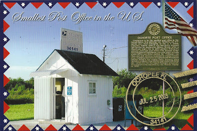 Smallest post office USA