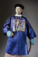 Portrait of Jung-Lu aka.Ronglu by GeorgeStuart