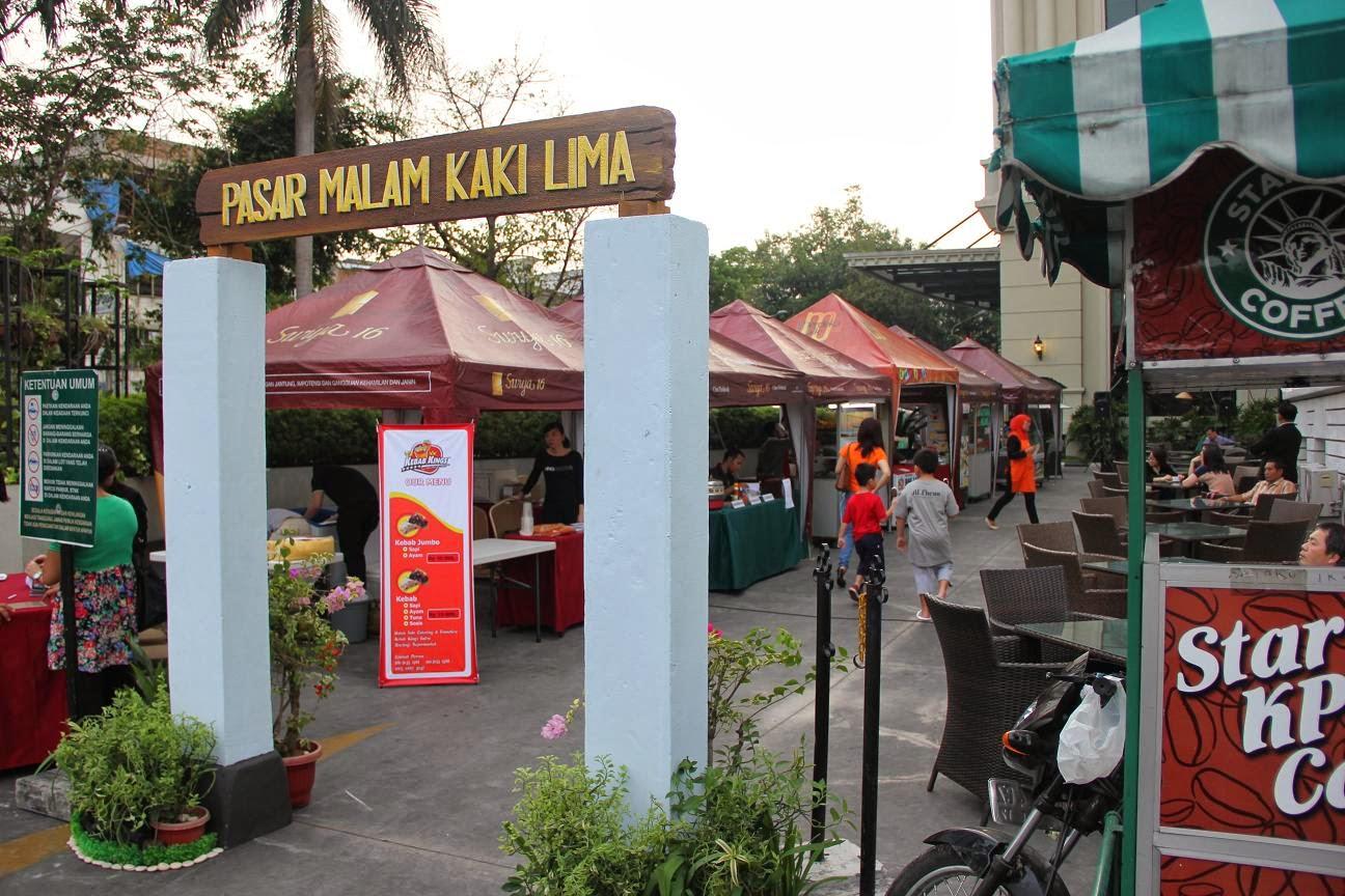 Pasar Malam Kaki Lima
