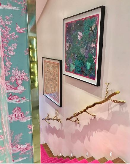 Take a Glimpse of Heart Evangelista's Artistic Side as She Shows Off Her New Home's Interior!