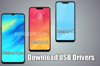 Download Realme Phones Usb Drivers