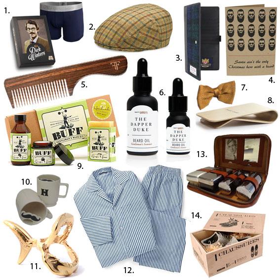 Mens Christmas Gift Ideas: Wafflemama.: Christmas Gift Ideas: The Gentleman