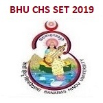 BHU CHS SET 2019