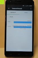 "Datenverbrauch: HOMTOM HT30 3G Smartphone 5.5""Android 6.0 MT6580 Quad Core 1.3GHz Mobile Phone 1GB RAM 8GB ROM Smart Gestures Wake Gestures Dual SIM OTA GPS WIFI,Weiß"