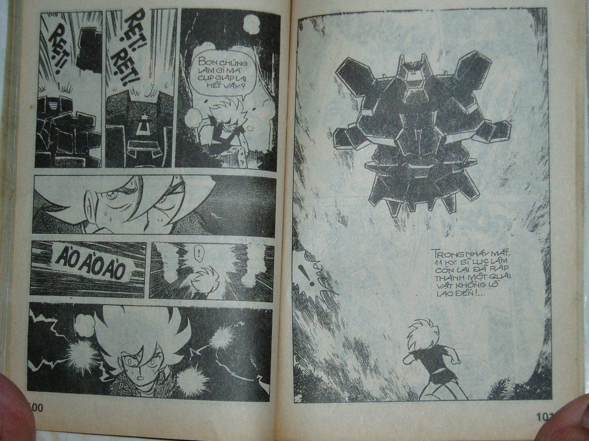 Siêu nhân Locke vol 04 trang 50