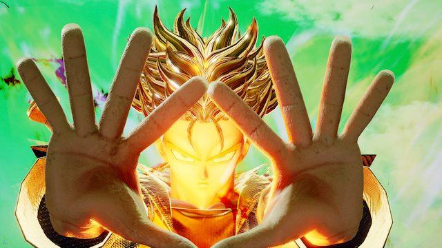 Trunks Bergabung dalam Game Jump Force 2019