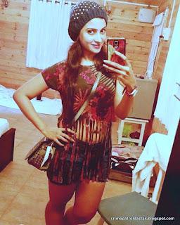 Crime Patrol Cast: Aleeza Khan
