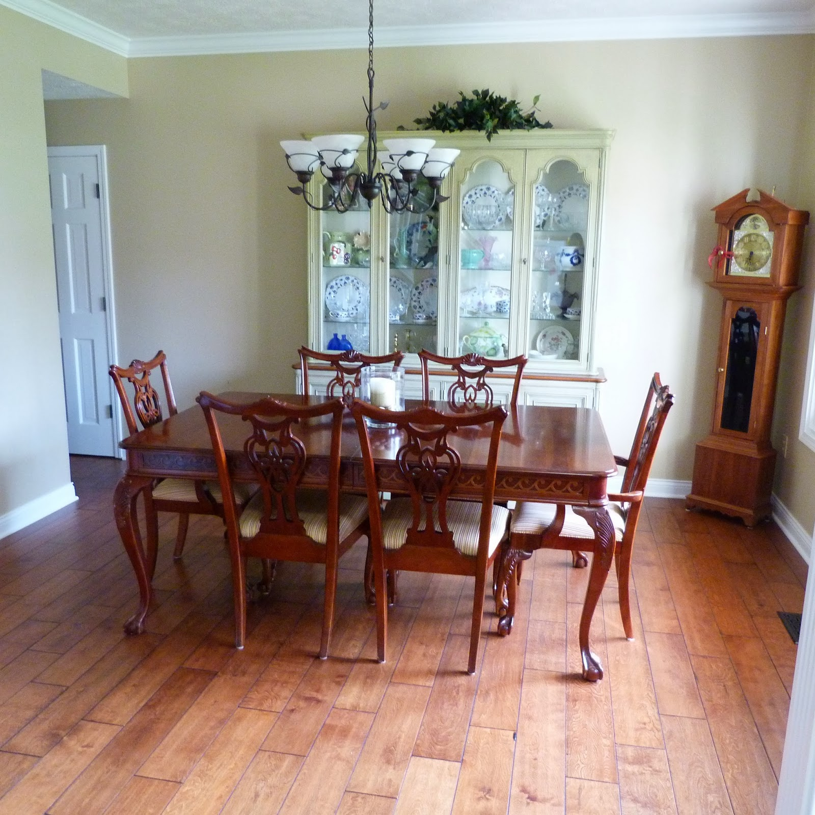 Dining Room Us: House Envy: Client Dining Room Update