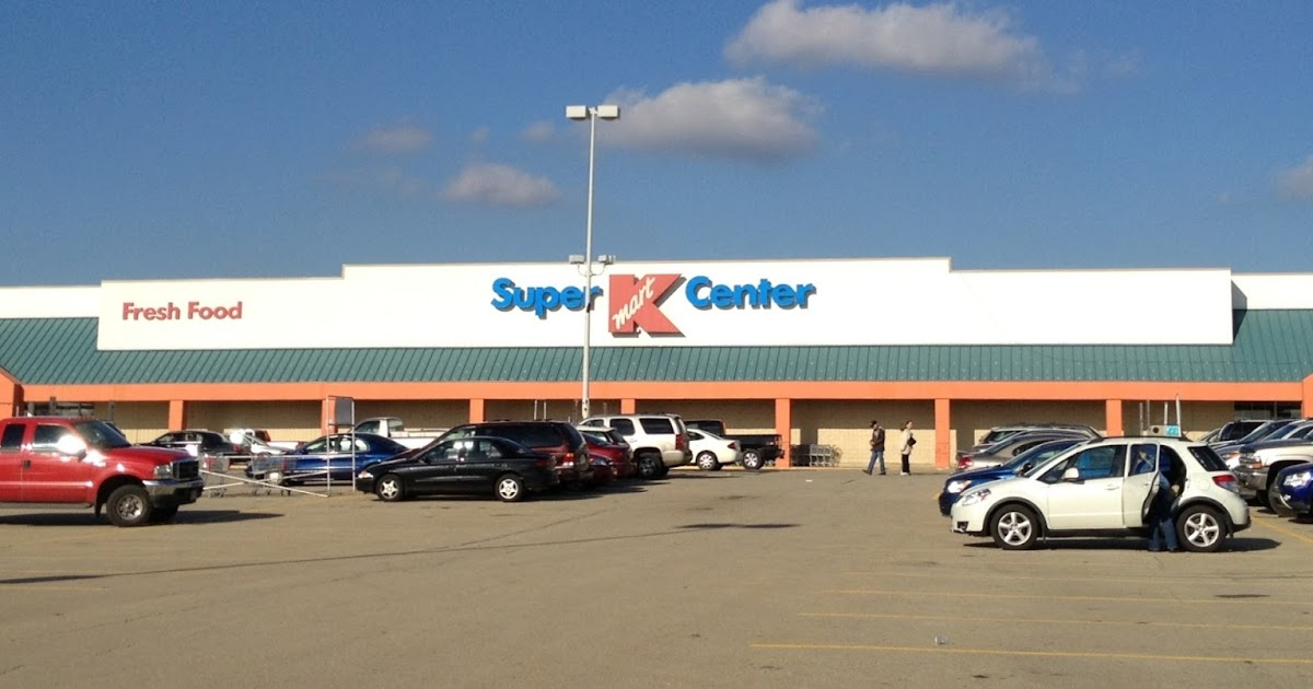 Dead and Dying retail: Closed Super Kmart Stores in ...