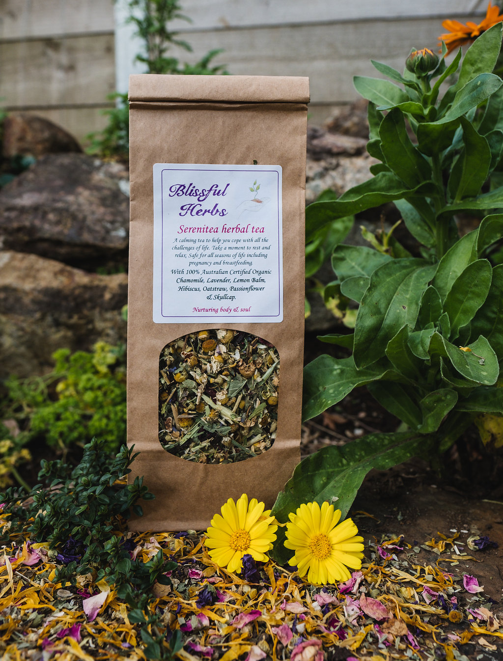 Melbourne Doula Serenitea Organic Herbal Tea Safe For Pregnancy