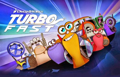 Turbo FAST Serie Completa Latino