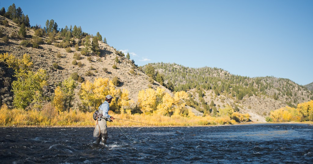 The far bank fall fly fishing on the big hole river mt for Big hole river fly fishing