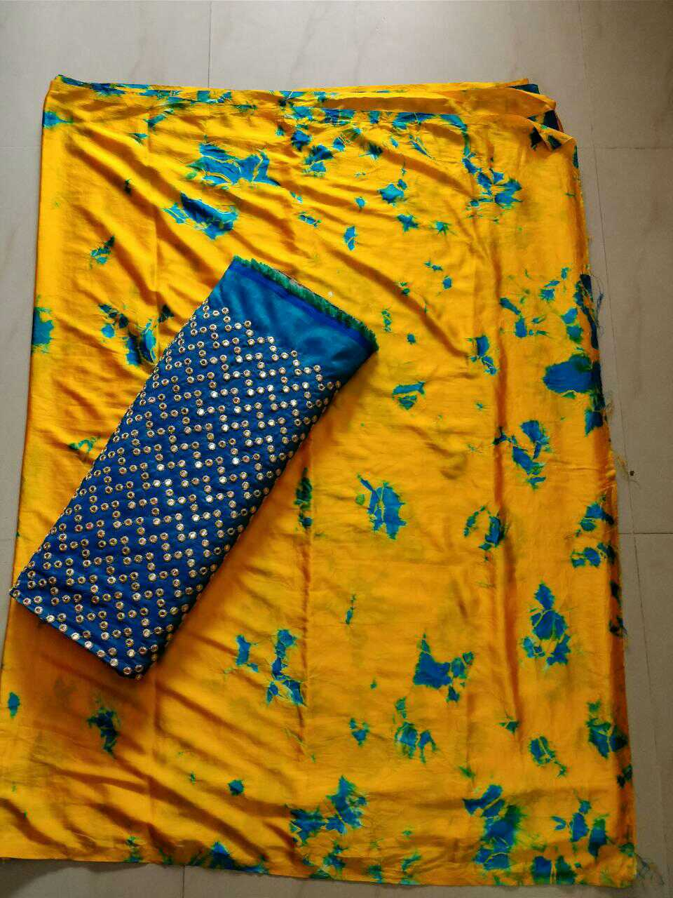 latest shibori sarees | buy online shibori sarees | elegantfahionwear