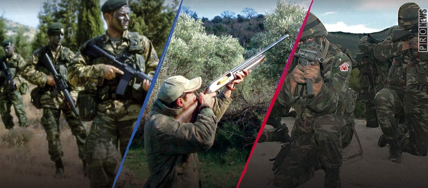 Απαγόρευσαν ακόμη και στους κυνηγούς να πυροβολούν στον Εβρο!