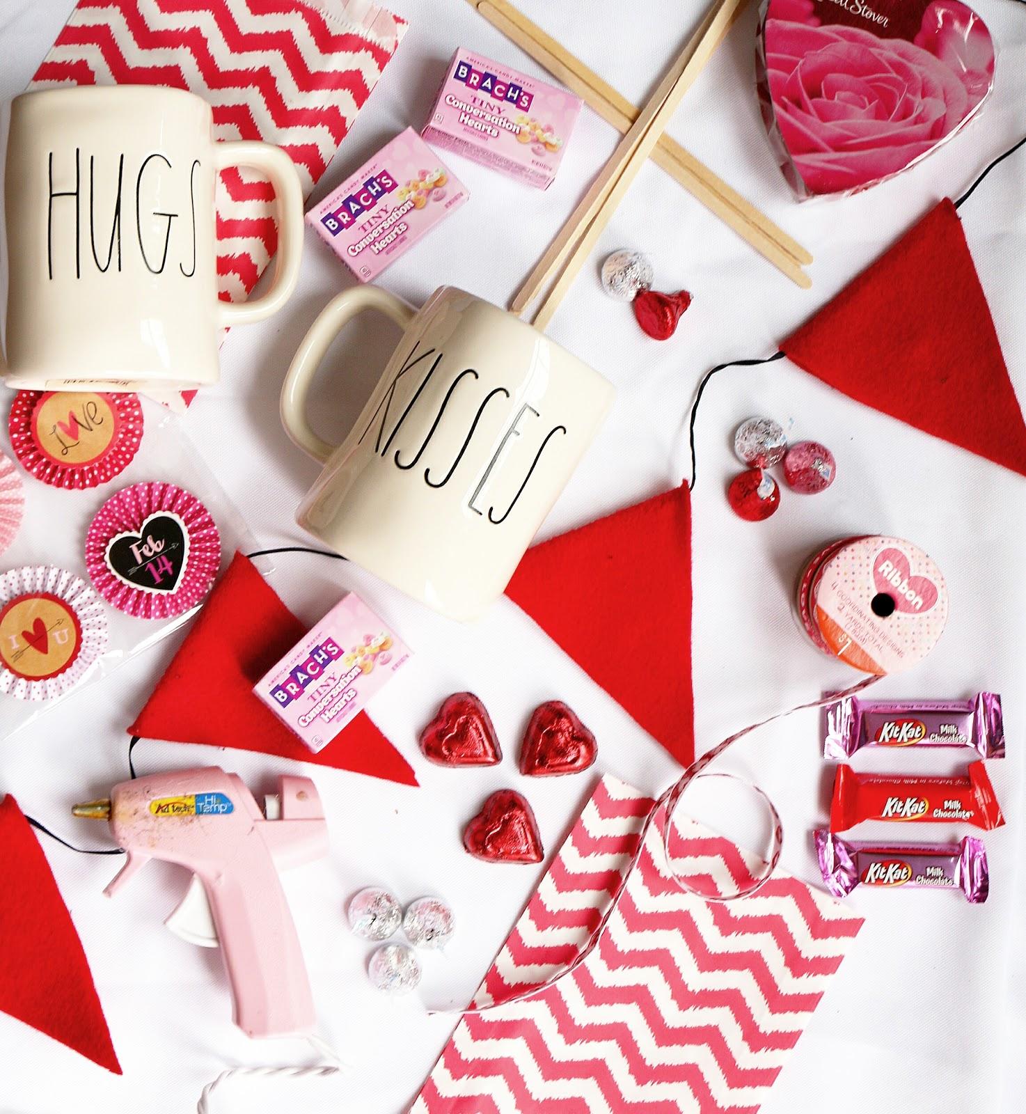Rae Dunn Clay Mug gift flatlay