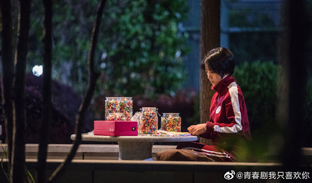 le coup de foudre chinese sweet romance