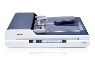 Epson WorkForce GT-1500 driver descargar