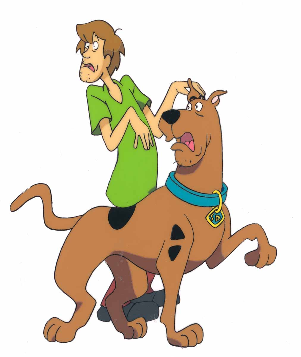 Life in the Stressed Lane: Zoinks!