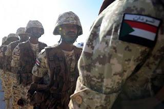 alhamdulillah, sudan ikut koalisi arab saudi di suriah, indonesia kapan?
