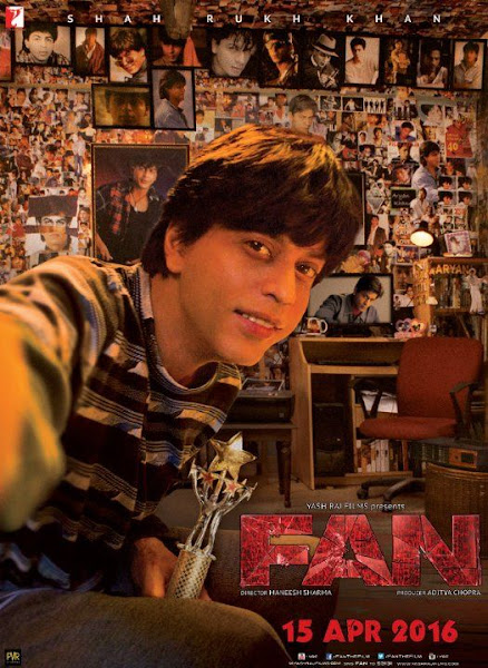 Fan (2016) Movie Poster No. 1
