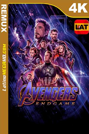 Avengers: Endgame (2019) Latino HDR Ultra HD BDRemux 2160P ()