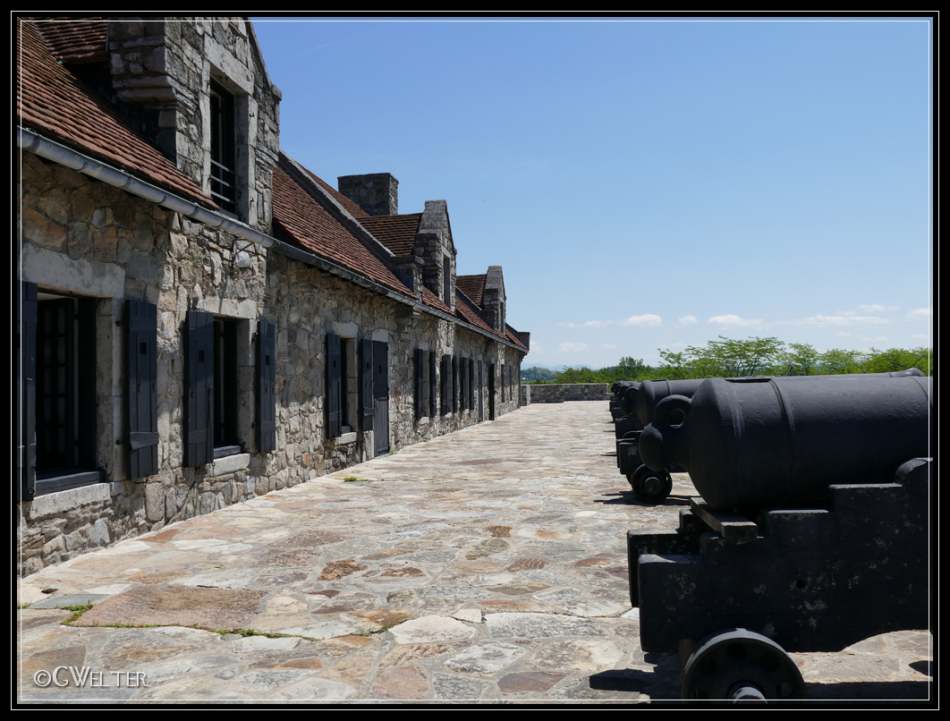 Site of the American Revolution, Fort Ticonderoga