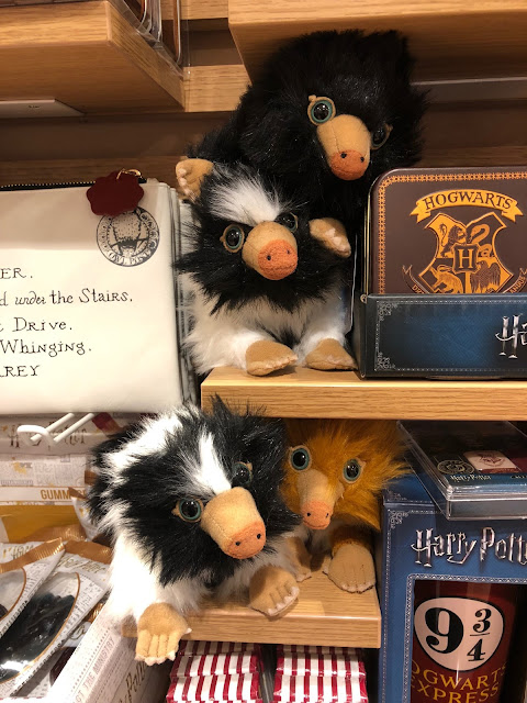gifts for Harry Potter and Fantastic Beasts fans